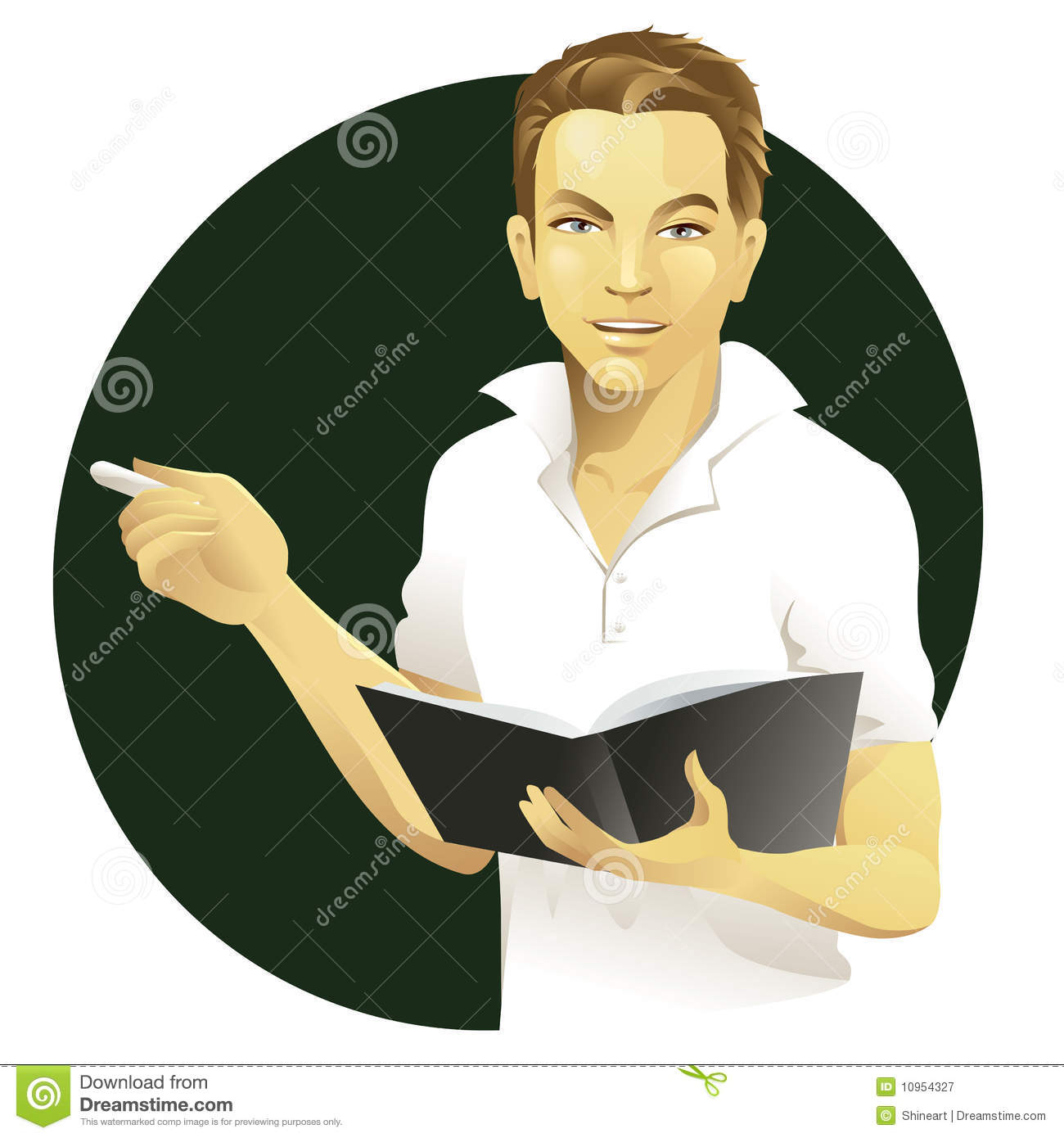 male teacher clipart - photo #8