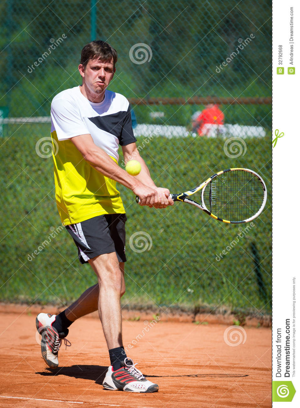 how to play left handed tennis players