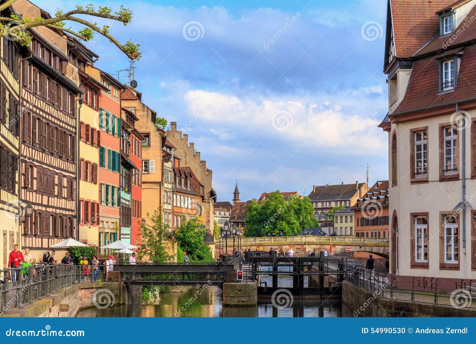 Malerisches Straßburg