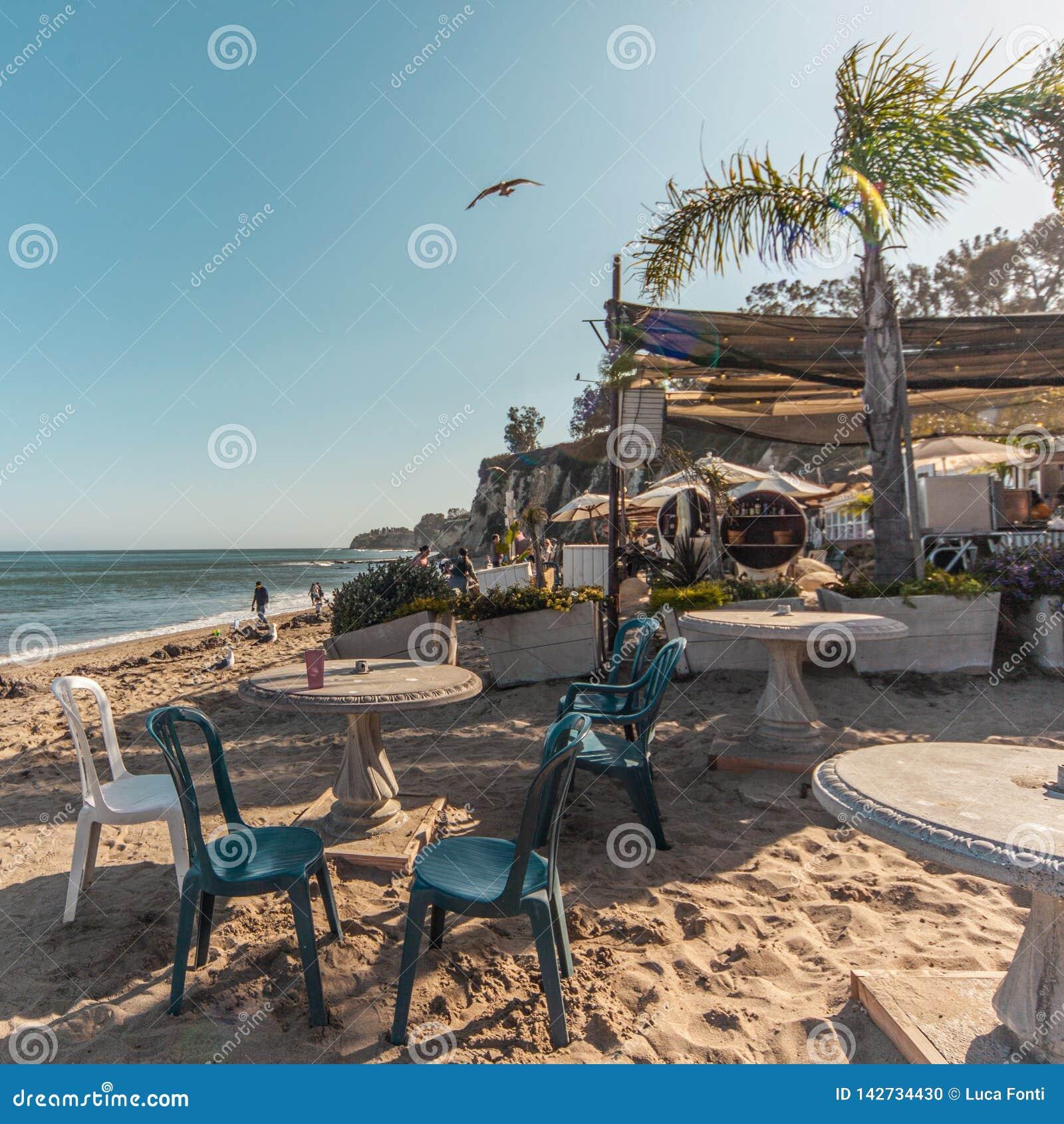 Malibu raju plaża