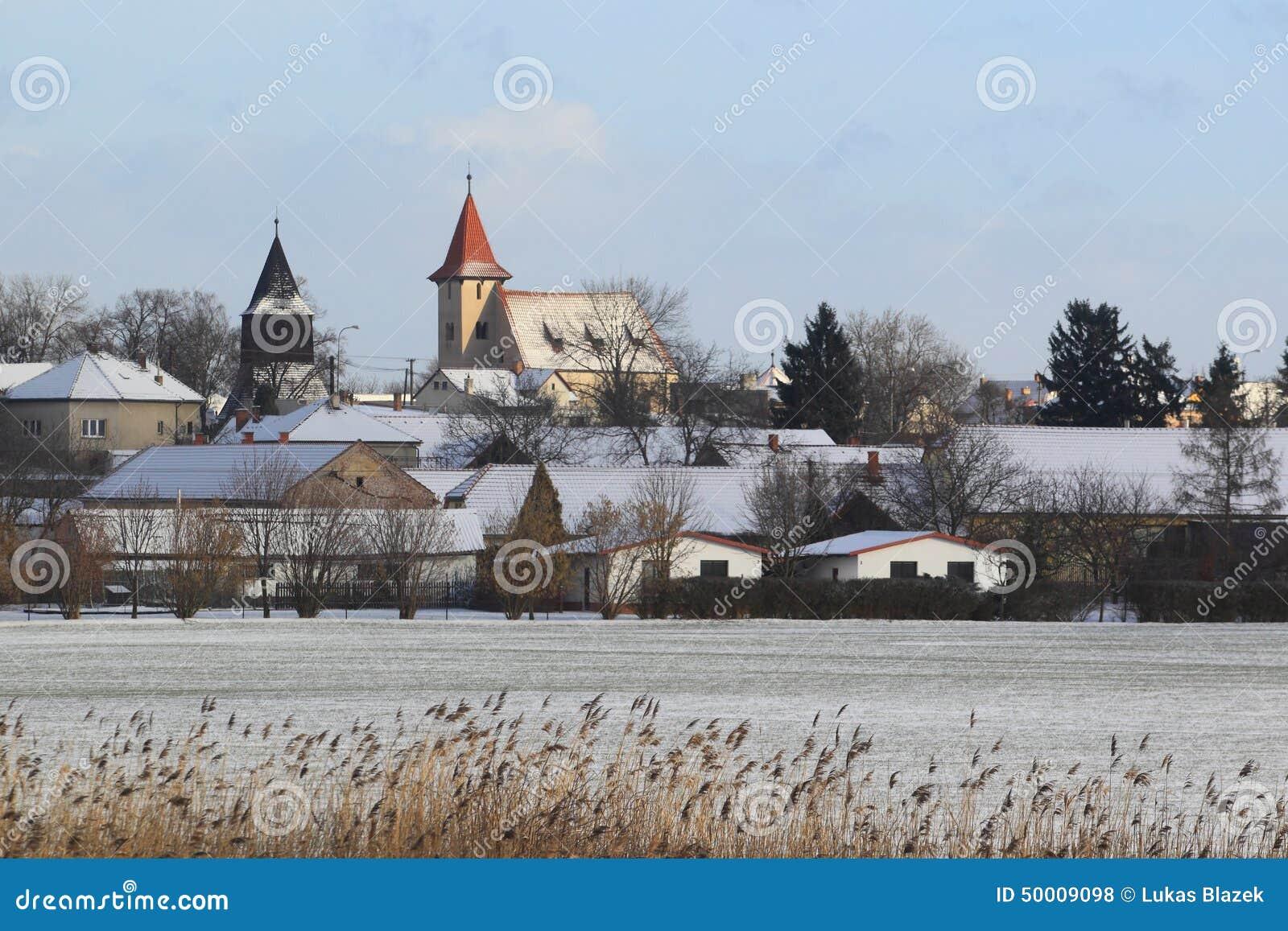 Malin в зиме