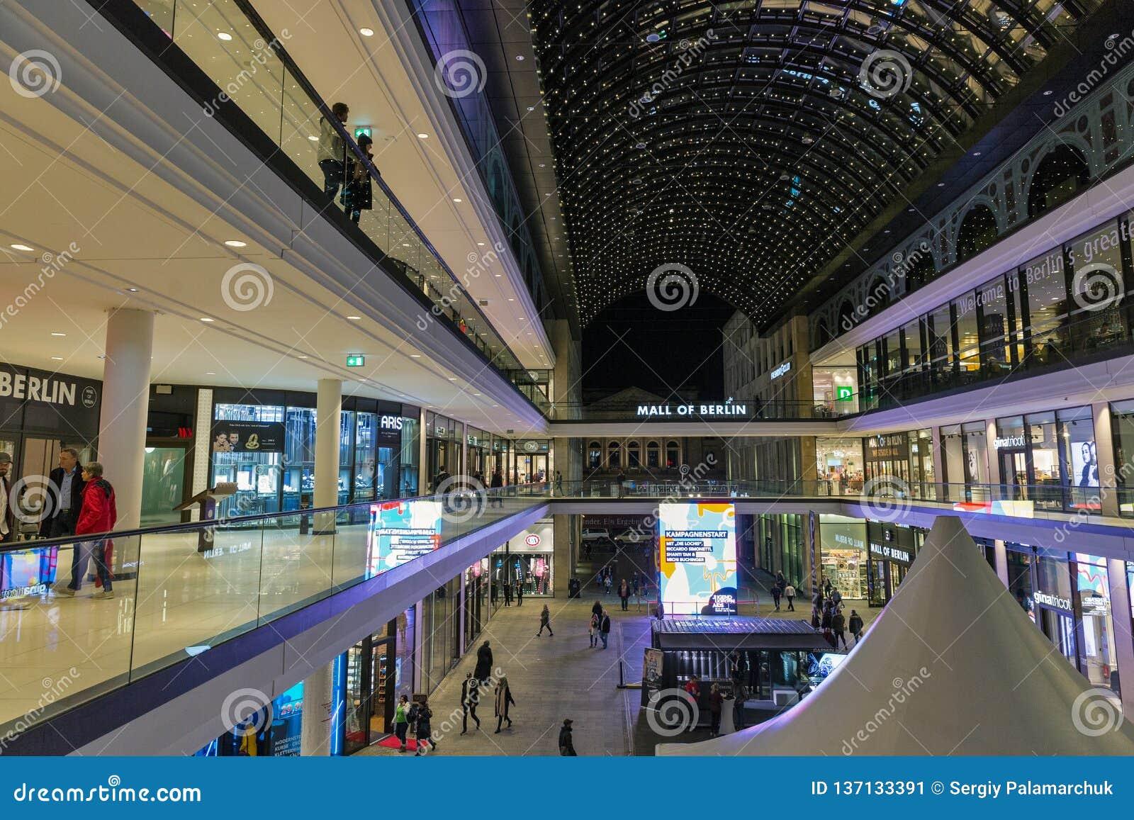 Besuchen Sie das Einkaufszentrum TRIER GALERIE und shoppen Sie in rund 56 Geschäften