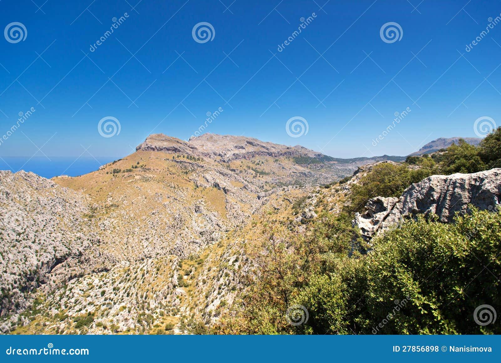 Mallorca góry