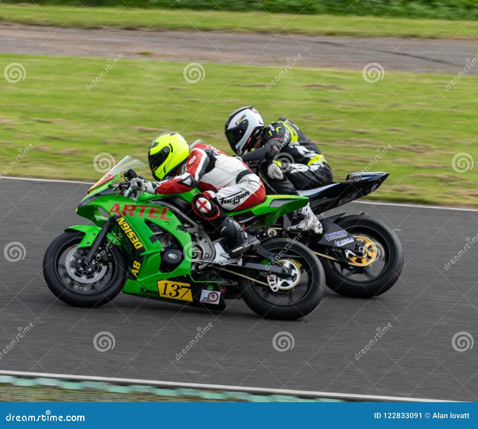 Mallory Park Motorcycle Racing