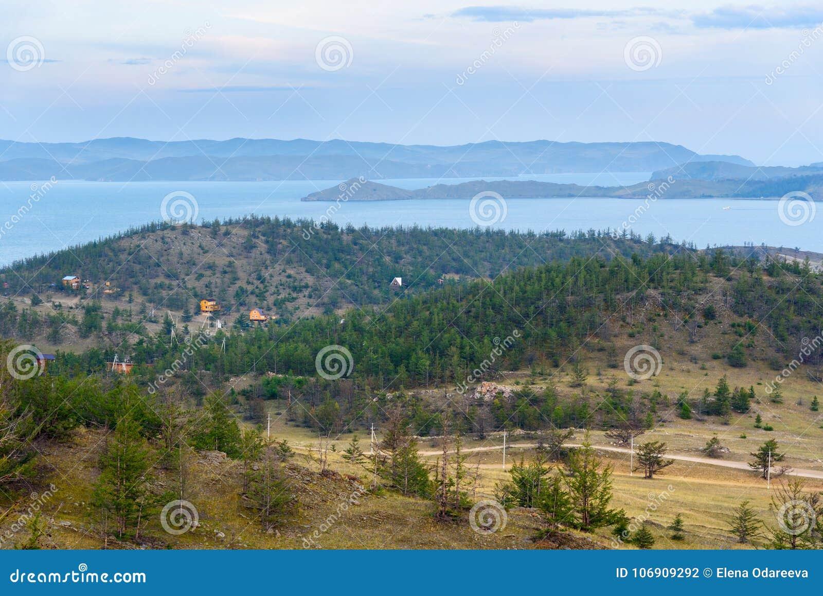 Maloe Bardziej na Jeziornym Baikal Rosja