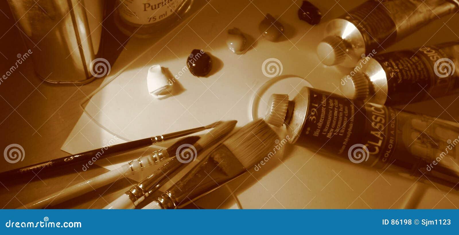 Malowanie dostawy