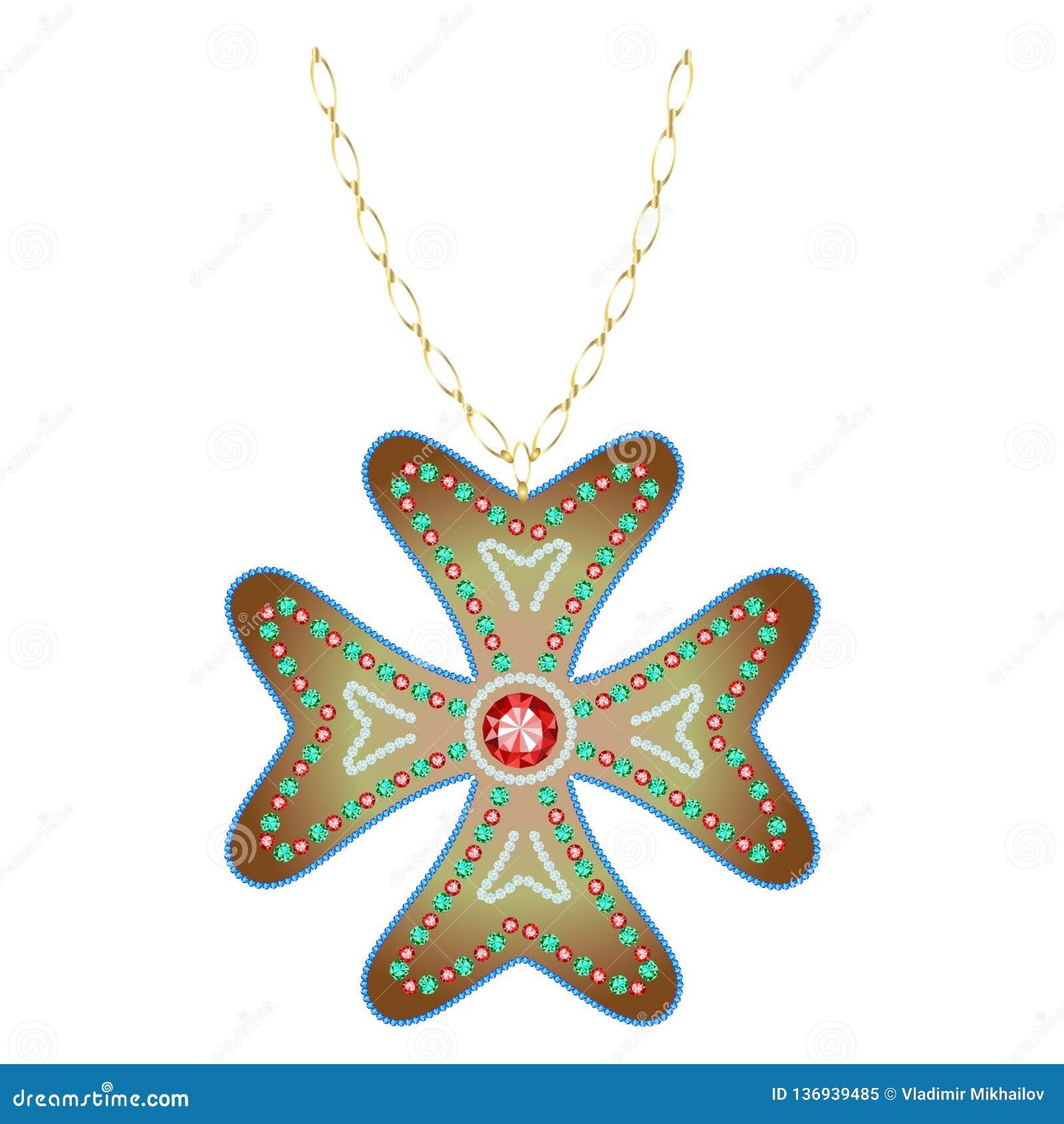 Maltesiskt kors