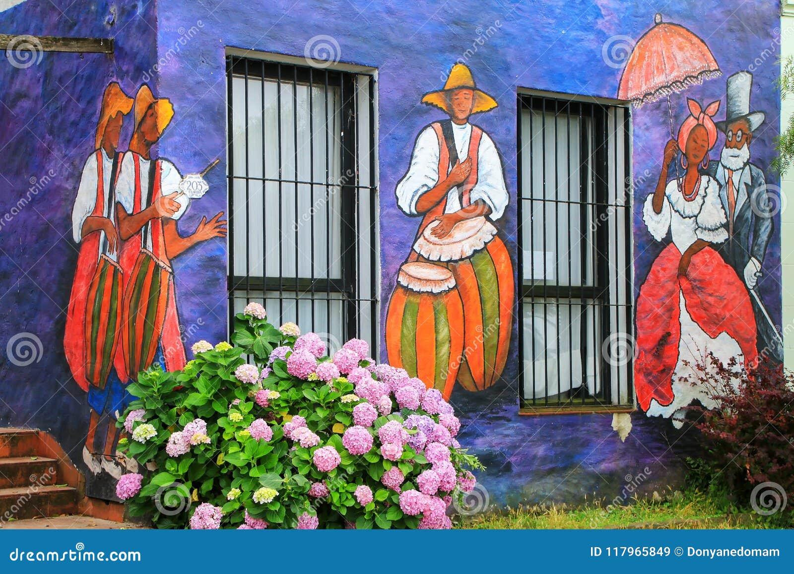 Malująca fasada Wizualnych artystów Skojarzeniowy budynek w Colonia
