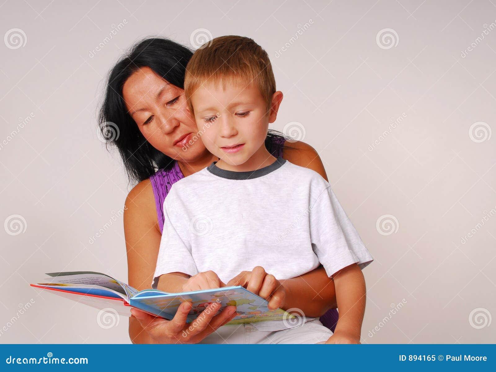 Mam odczyt syn 8