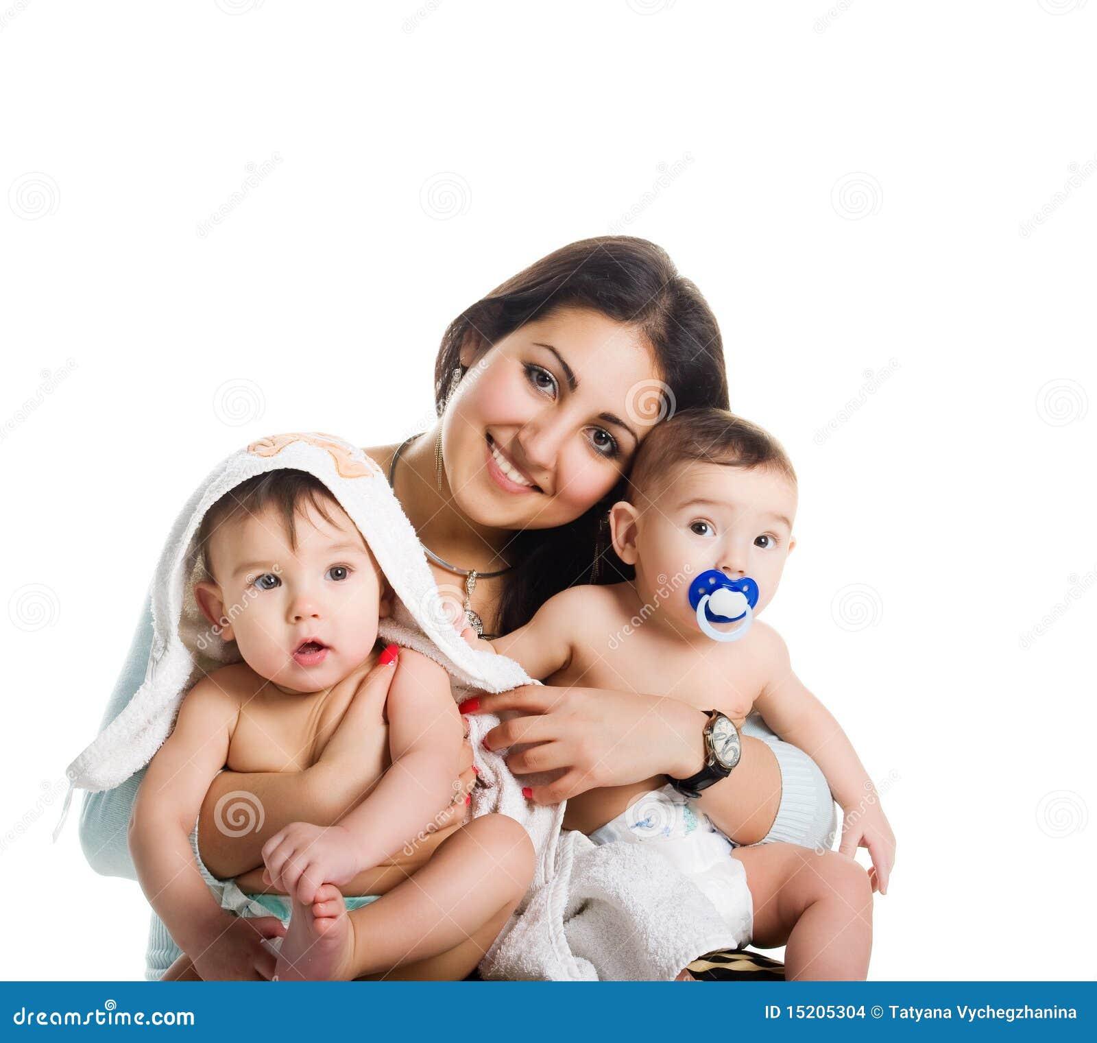 mamas y hijos