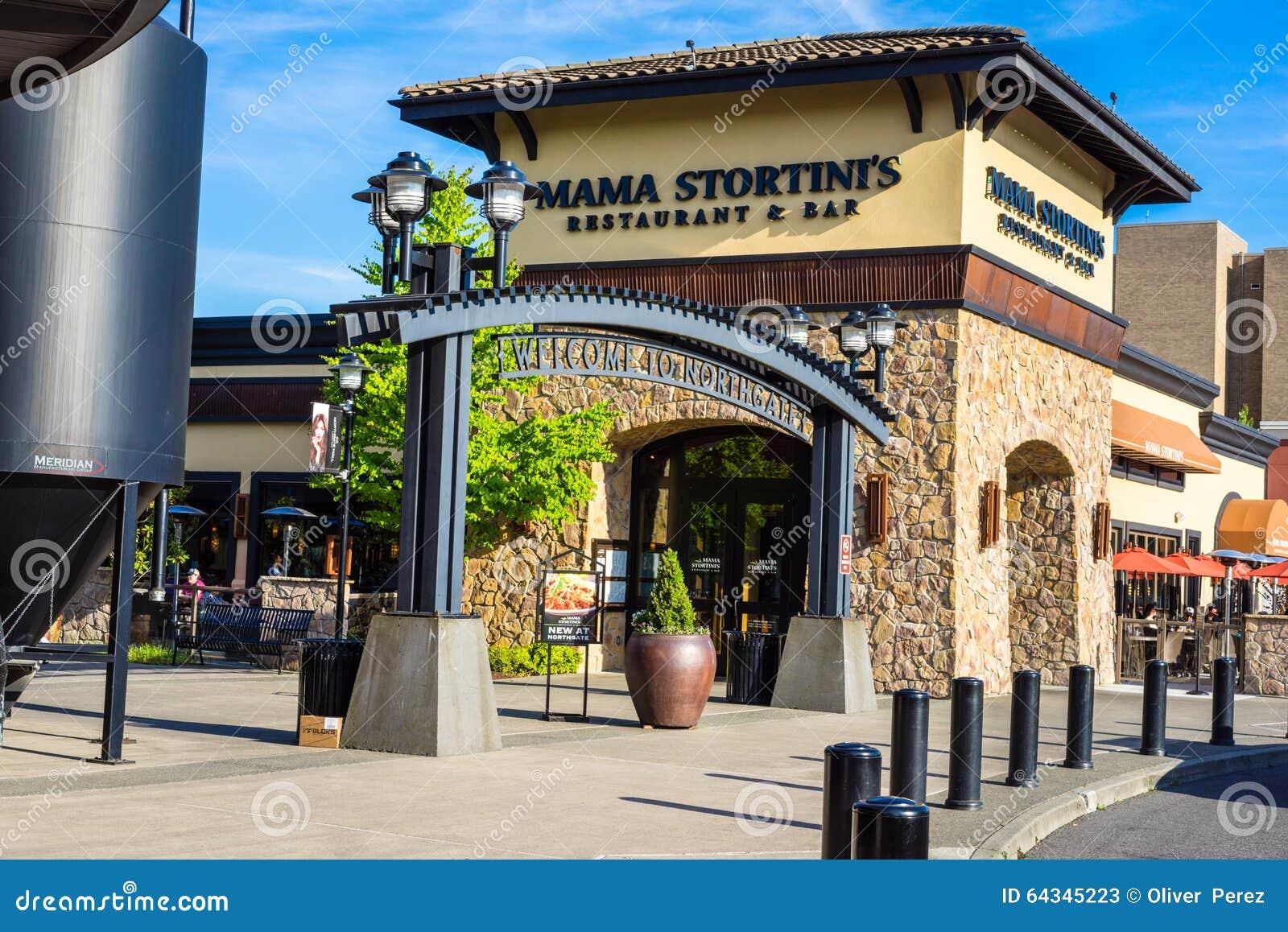 Mama Stortini S Restaurant Bar