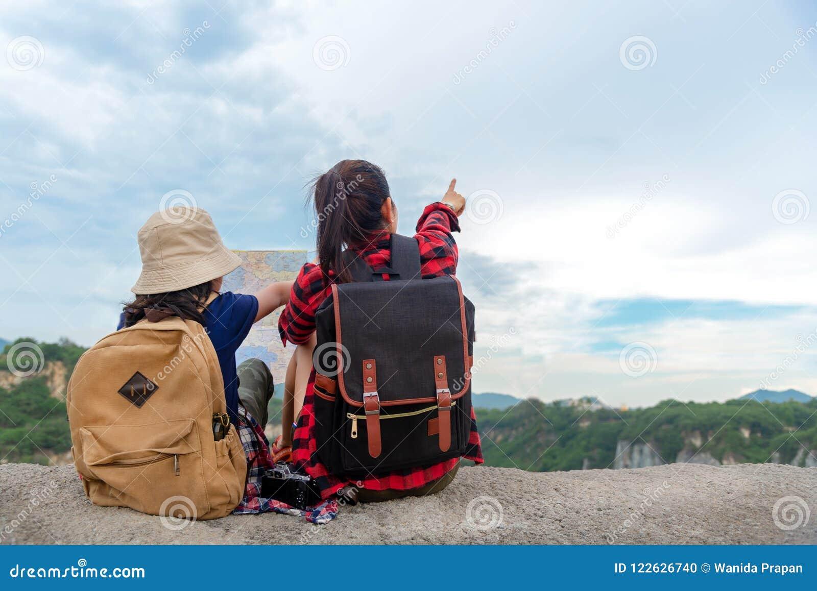 Cartes Sacs Voyage À Jugeant Dos Enfant Des Maman De Et 6g7vYbyf