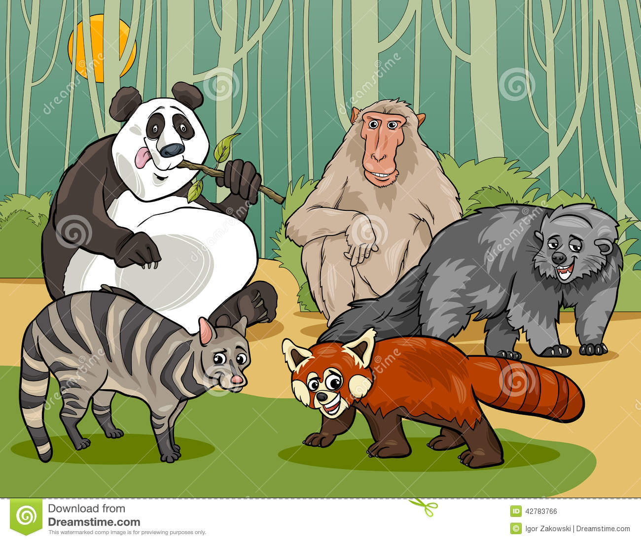 Group Of Mammals 89