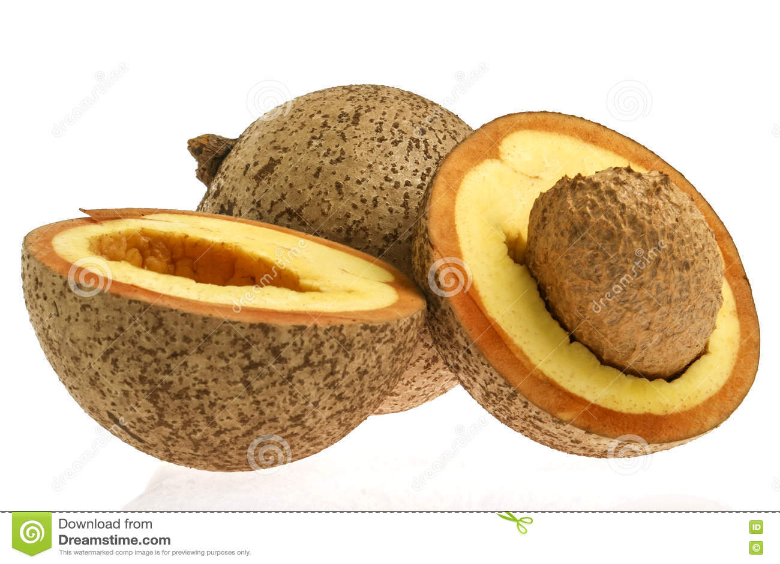 Mammee jabłko (Mammea americana)