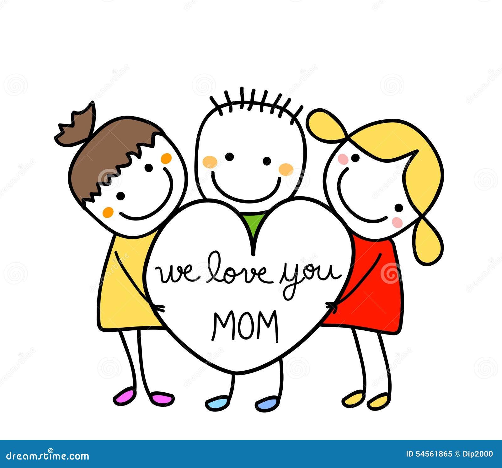 Mamo, miłości