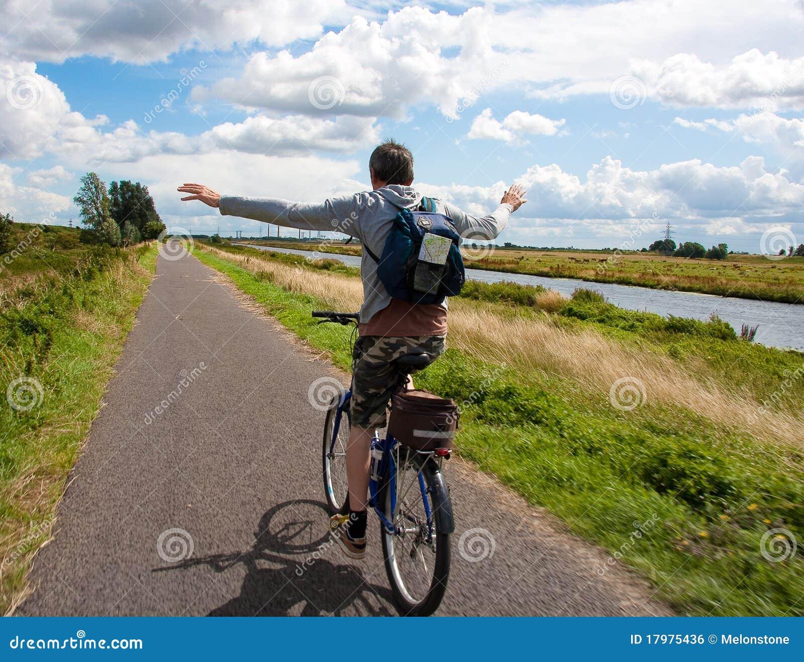 essay pleasure riding bicycle