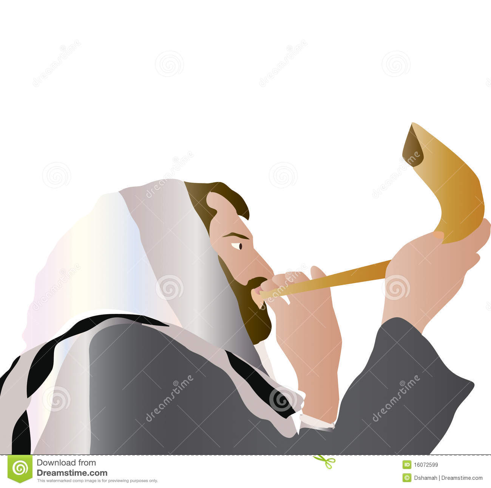 shofar blowing rosh hashanah