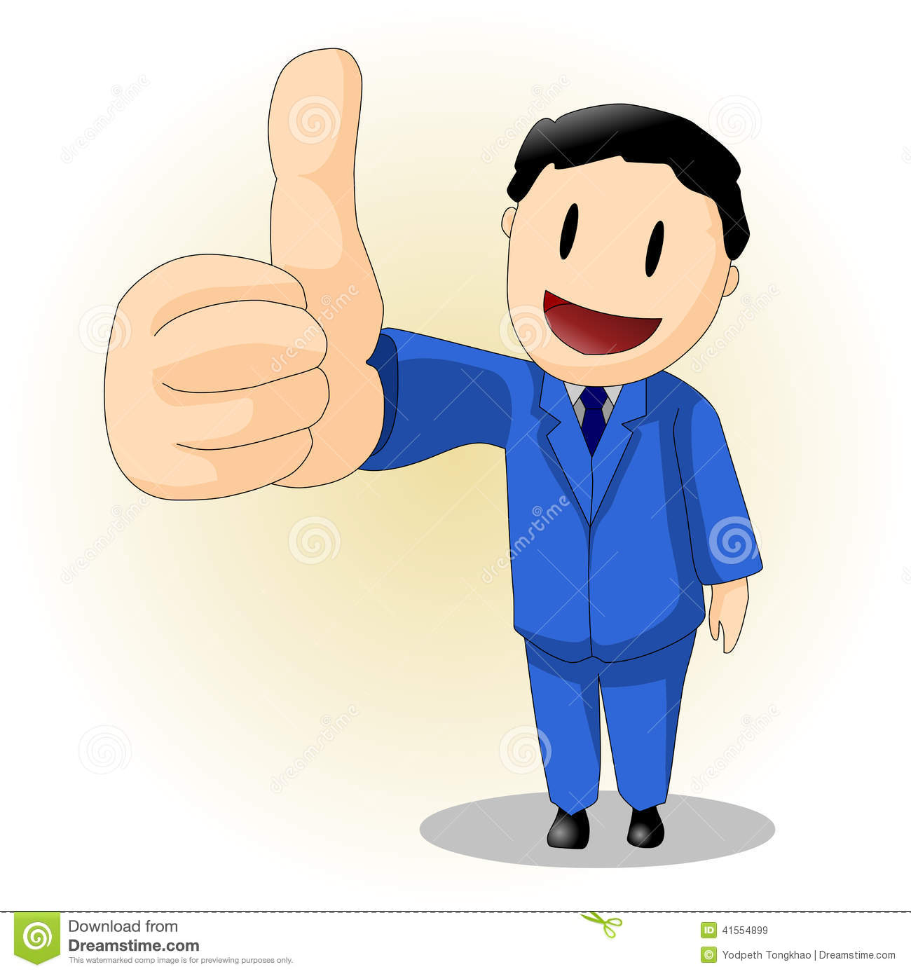 Cartoon Guy With Thumbs Up Pictures to Pin on Pinterest ...