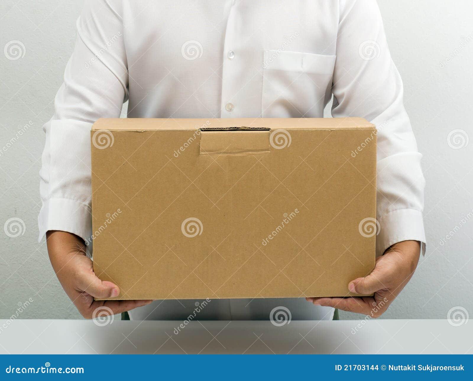 the box man essay