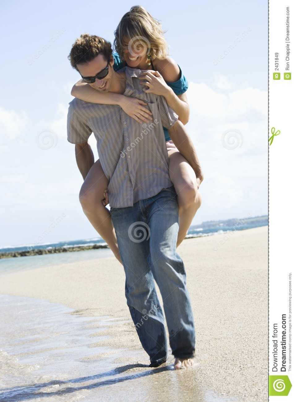 Man carrying woman royalty free stock images image 2431849