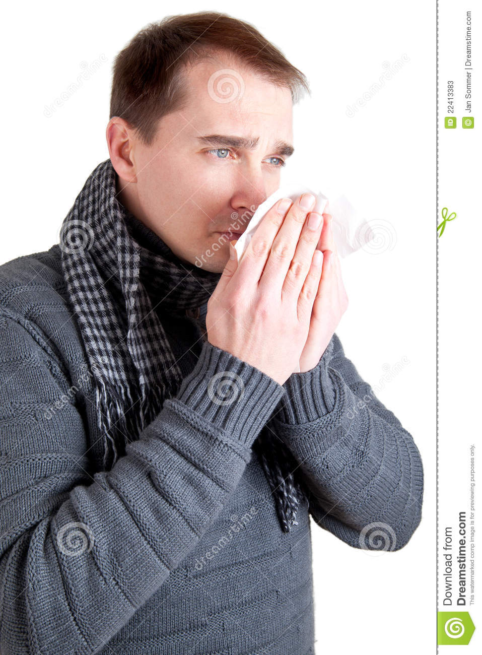 how to stop sneezing cold