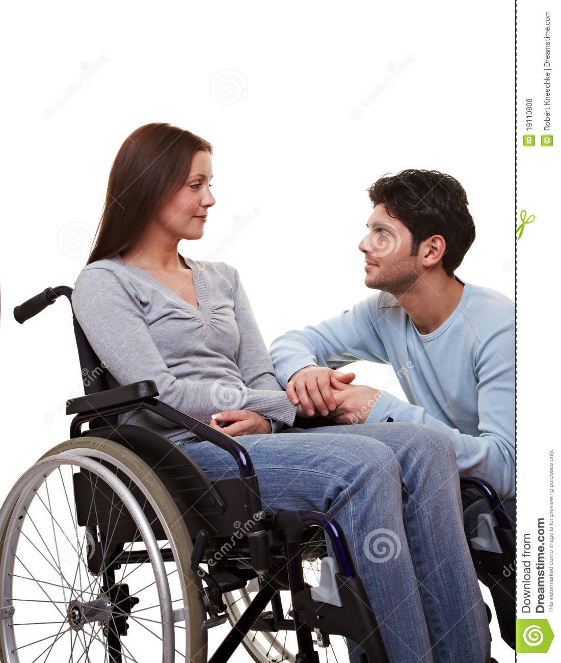 I Am Dating A Guy In A Wheelchair