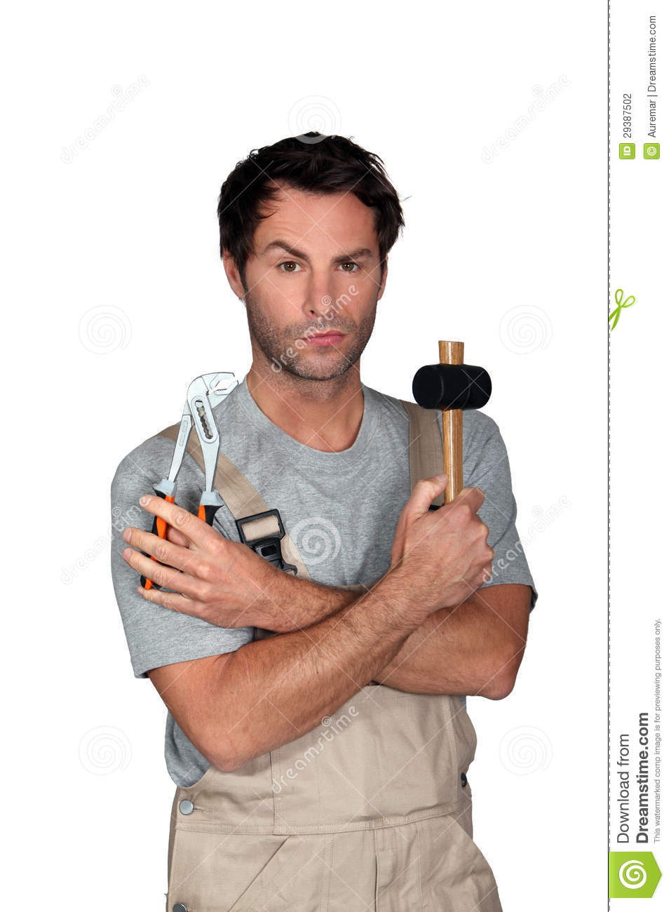 Man Confused Work Tools Stock Photos - Download 90 Royalty ...