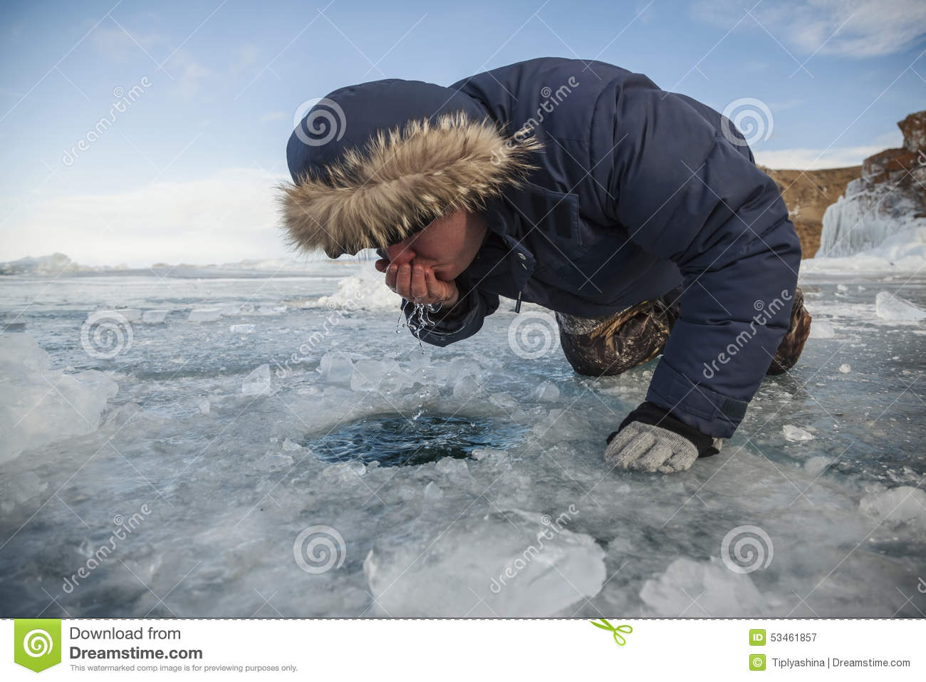 Arctic Drinking Water