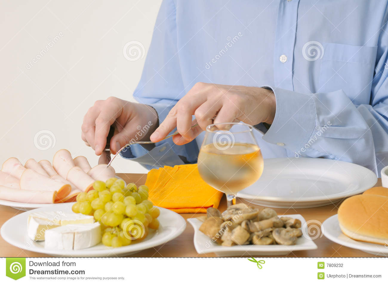 Man Eating Dinner Stock Photography Image 7809232 : man eating dinner 7809232 from dreamstime.com size 1300 x 953 jpeg 104kB