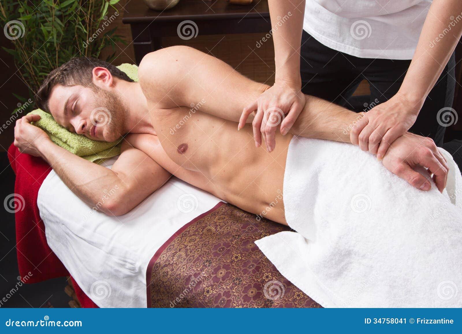 male massage for females Busselton
