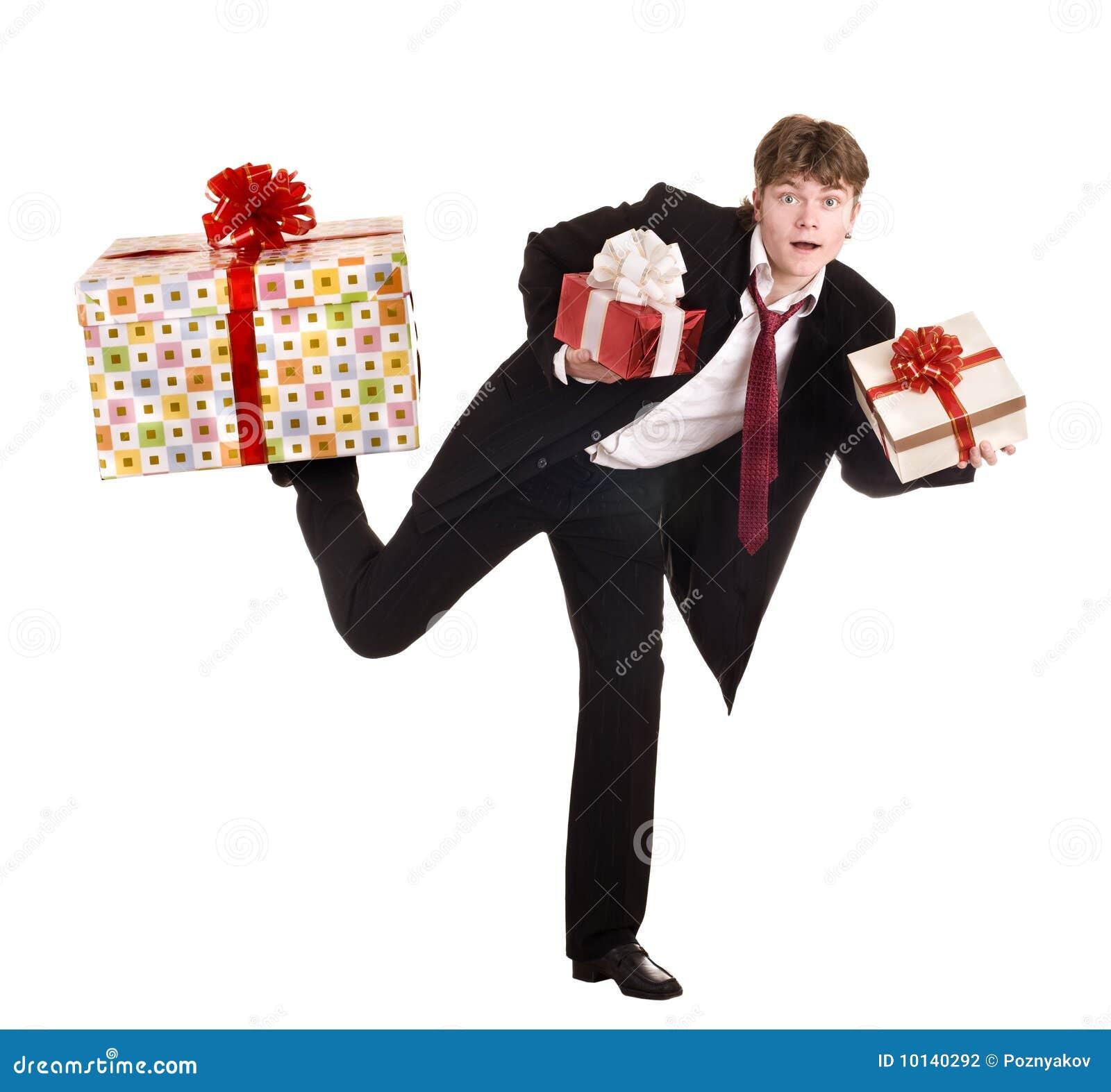 Выбираем подарок мужчине к юбилею
