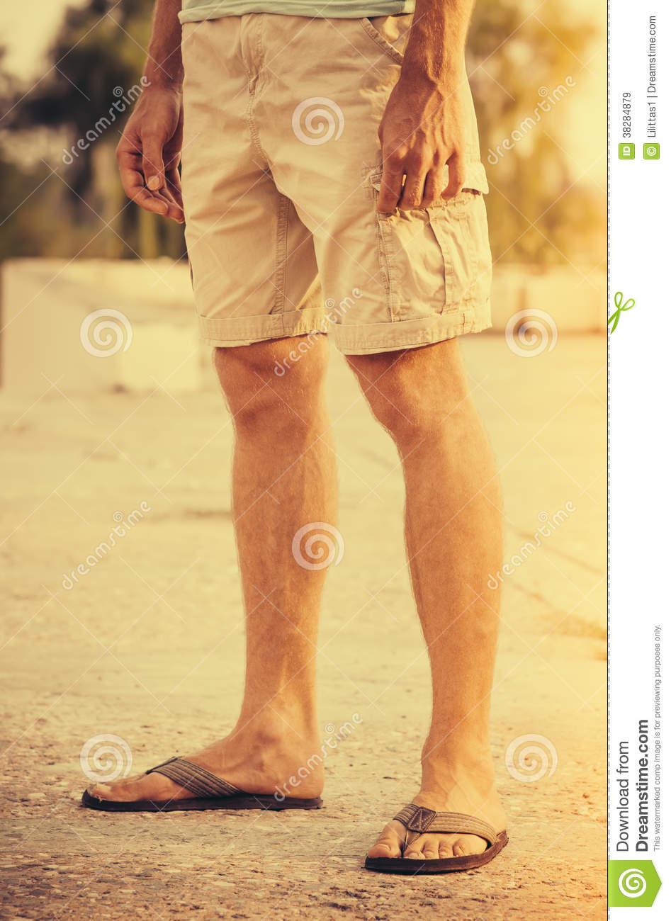 Pictures Of People With Flip Flops 93