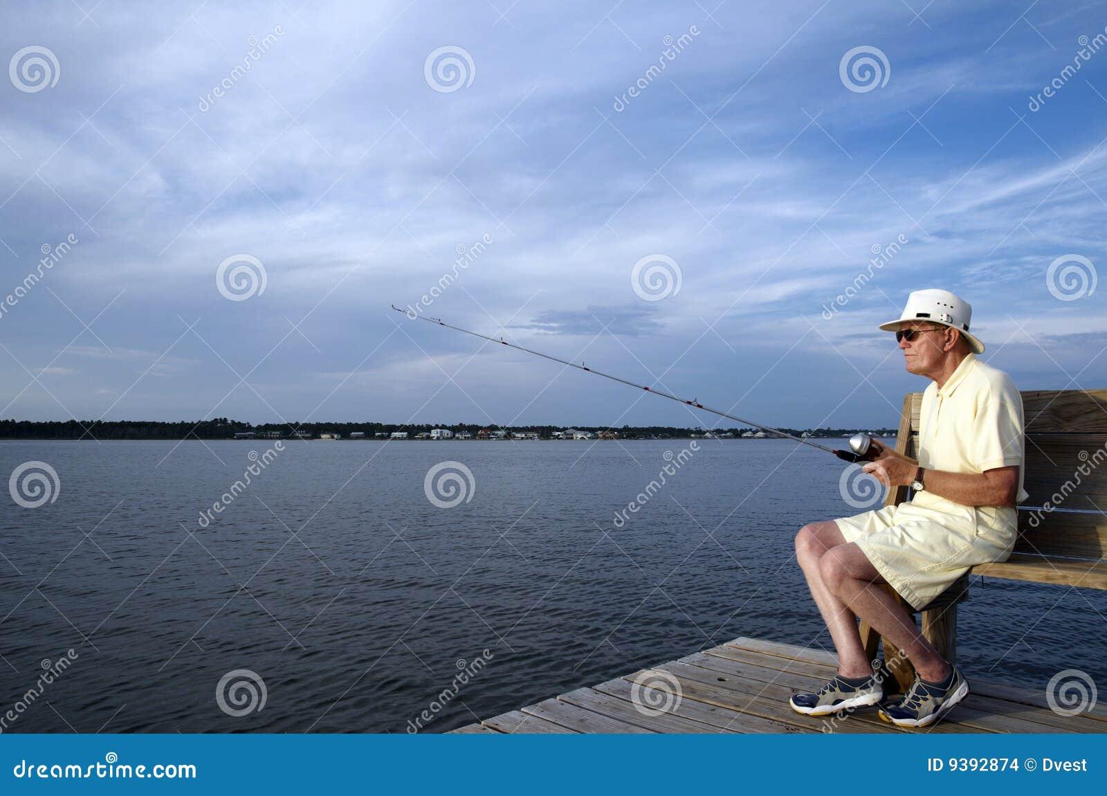 Man fishing stock images image 9392874 for Z man fishing