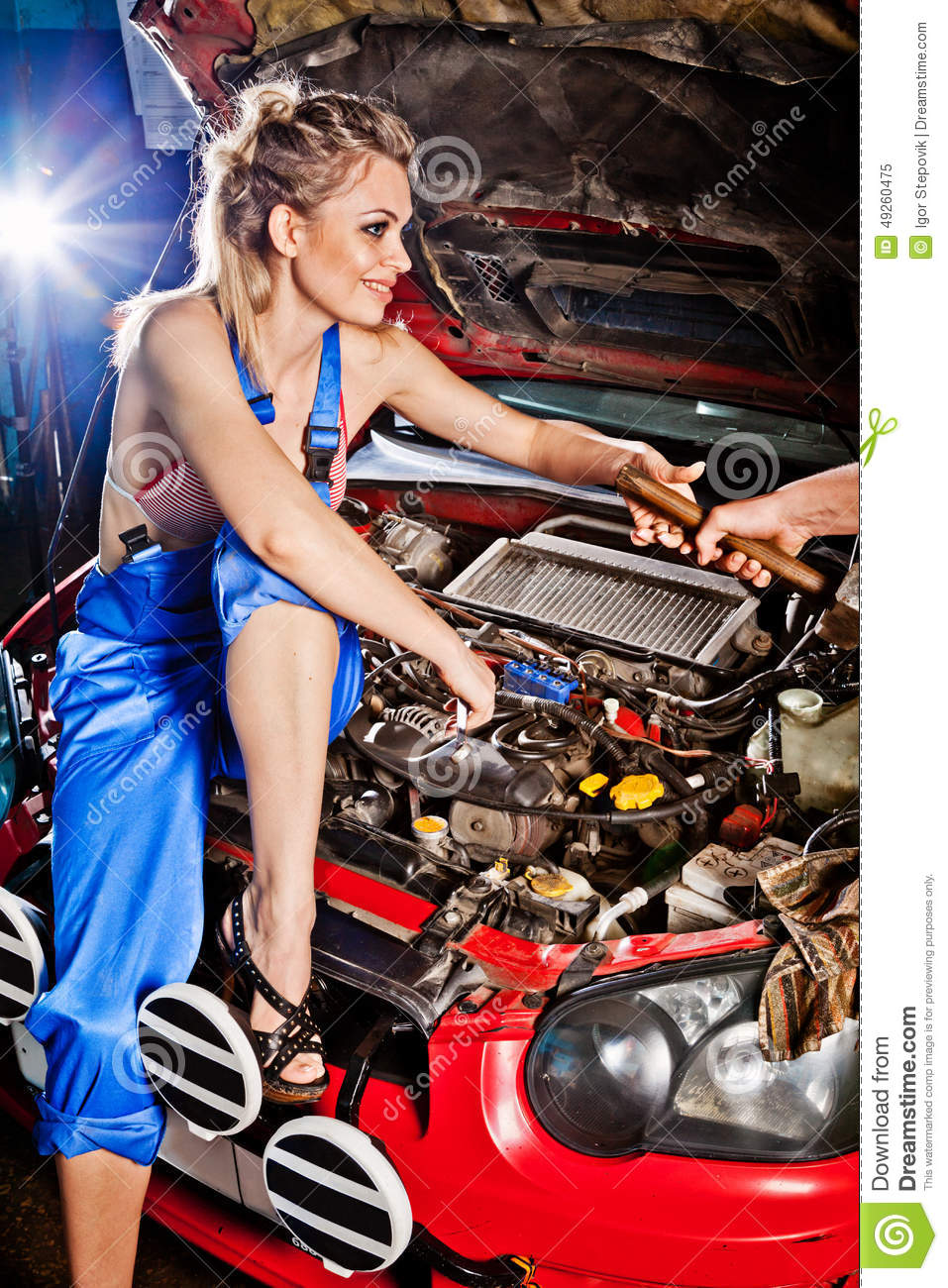 Stock Photo Man Gives Girl Tool To Repair Car Working Transmission Image49260475 furthermore What Is A Tap And Die Set And How Do I Use Them likewise Royalty Free Stock Photo Young Woman Checking Out Flat Tyre Her Car Attractive Sexy Slender As Kneels Road Holding Wheel Spanner Image40625075 as well Solid Brass Quick Change Hose Fittings Gp further Stock Photo Two Female Auto Mechanic Repairing Car Working Transmission Image45208903. on female maintenance repair