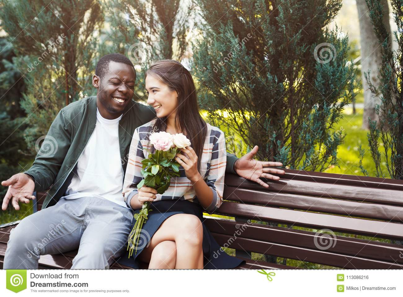 dating and having a girlfriend