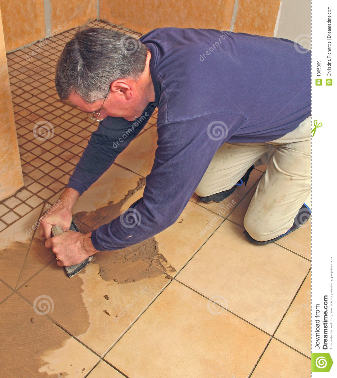 Grouting Ceramic Floor Tiles Image Collections Tile