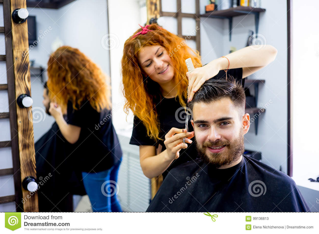 Dream interpretation Hairdresser, why dream Hairdresser in a dream to see 43