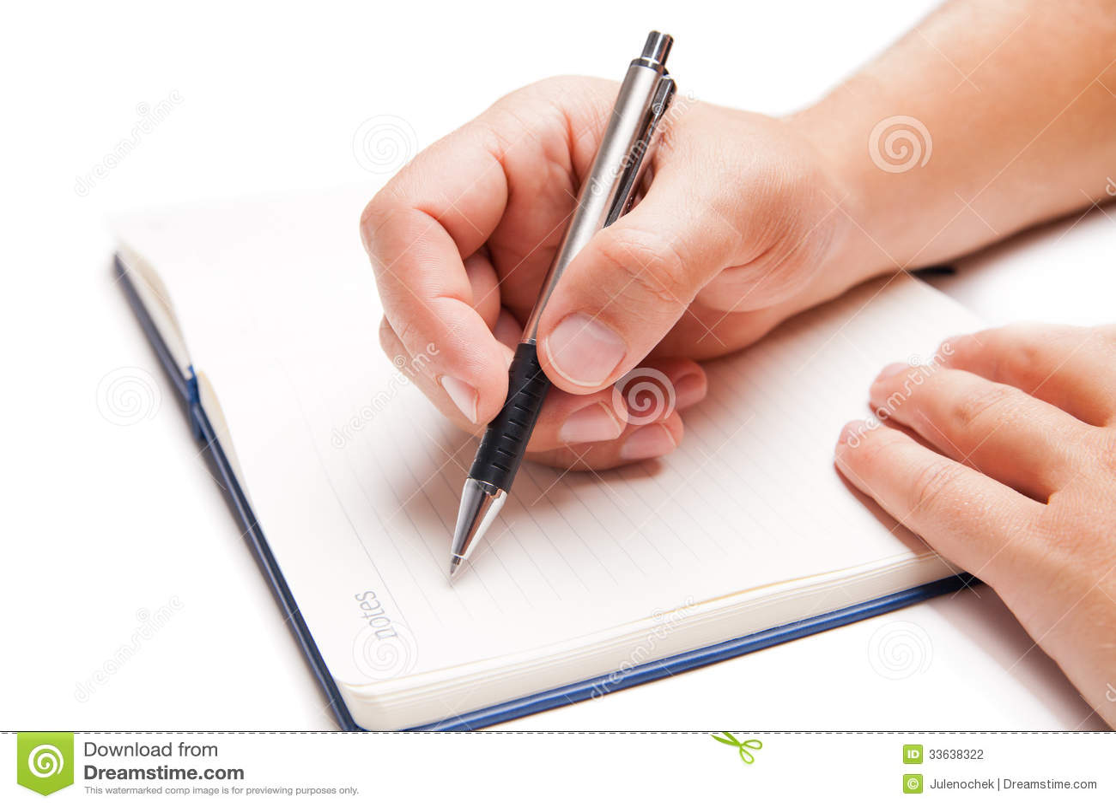 Paperclip man essay writer
