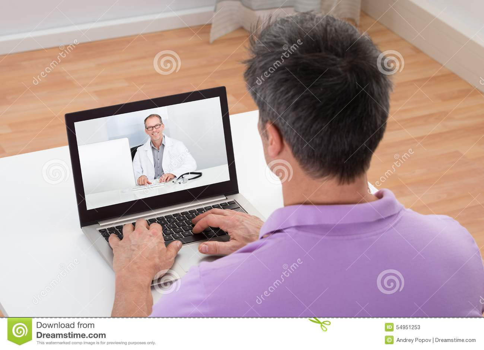 man video chat