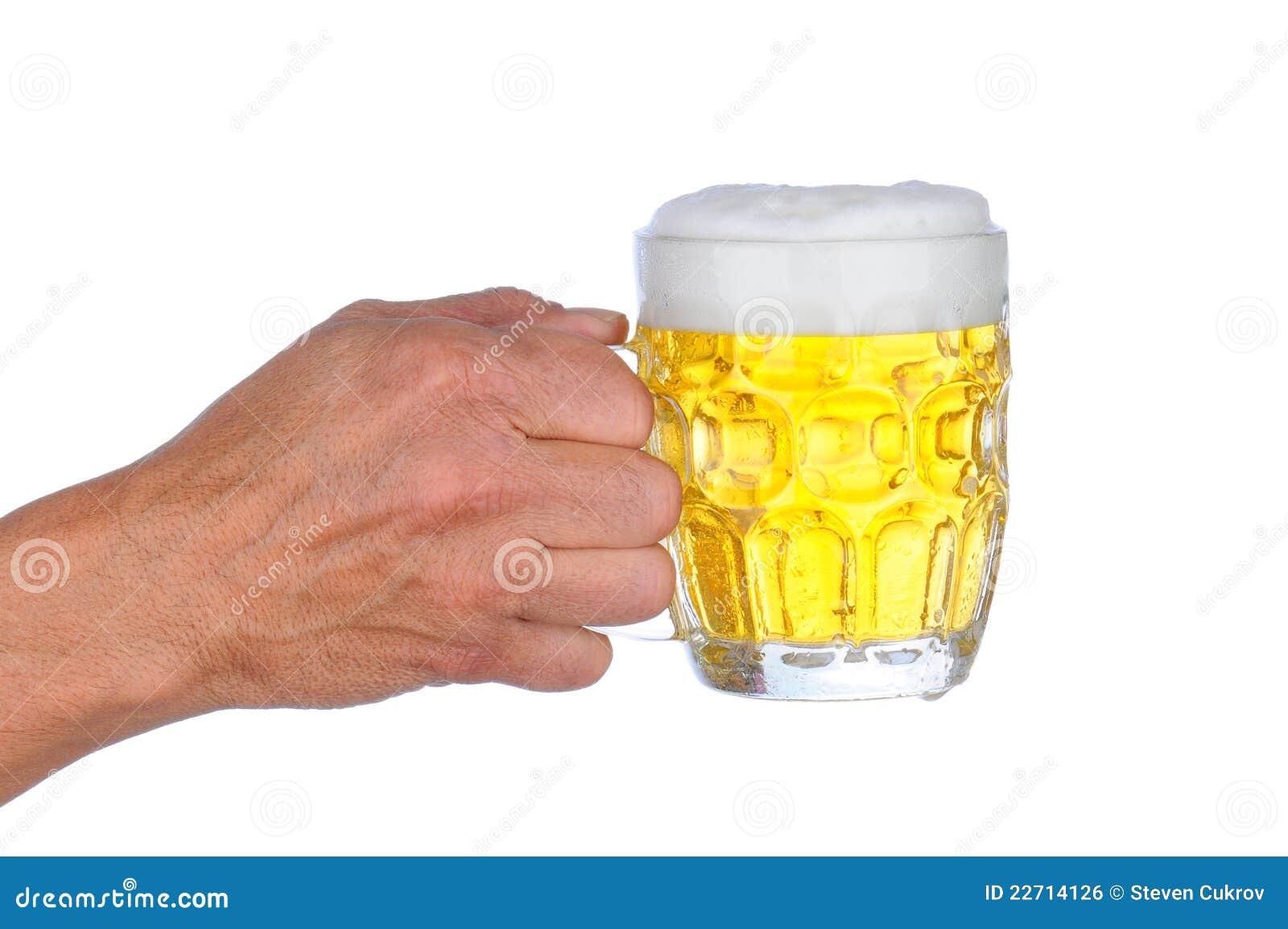 Hand Holding Travel Mug