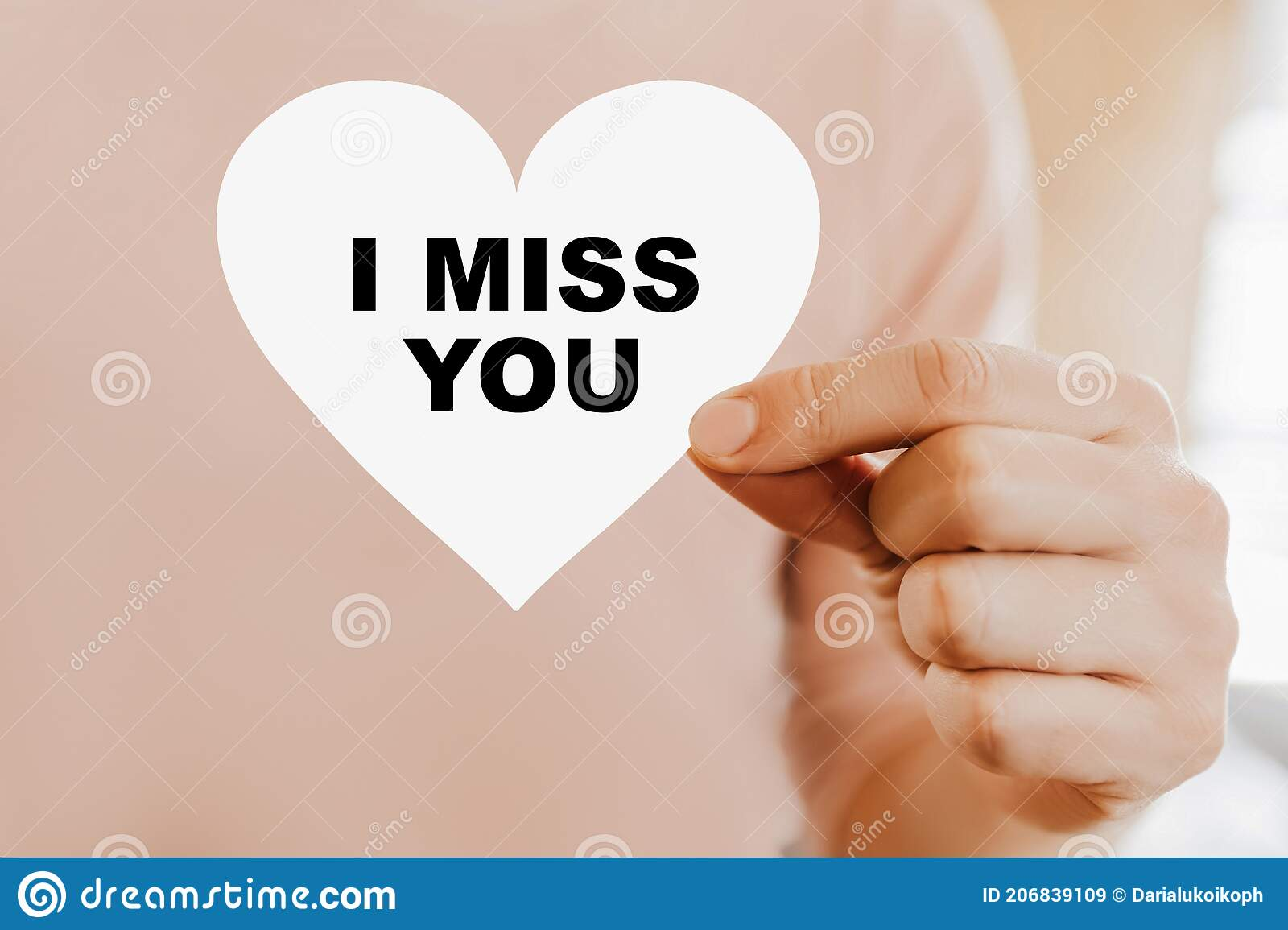 You heart miss I Miss