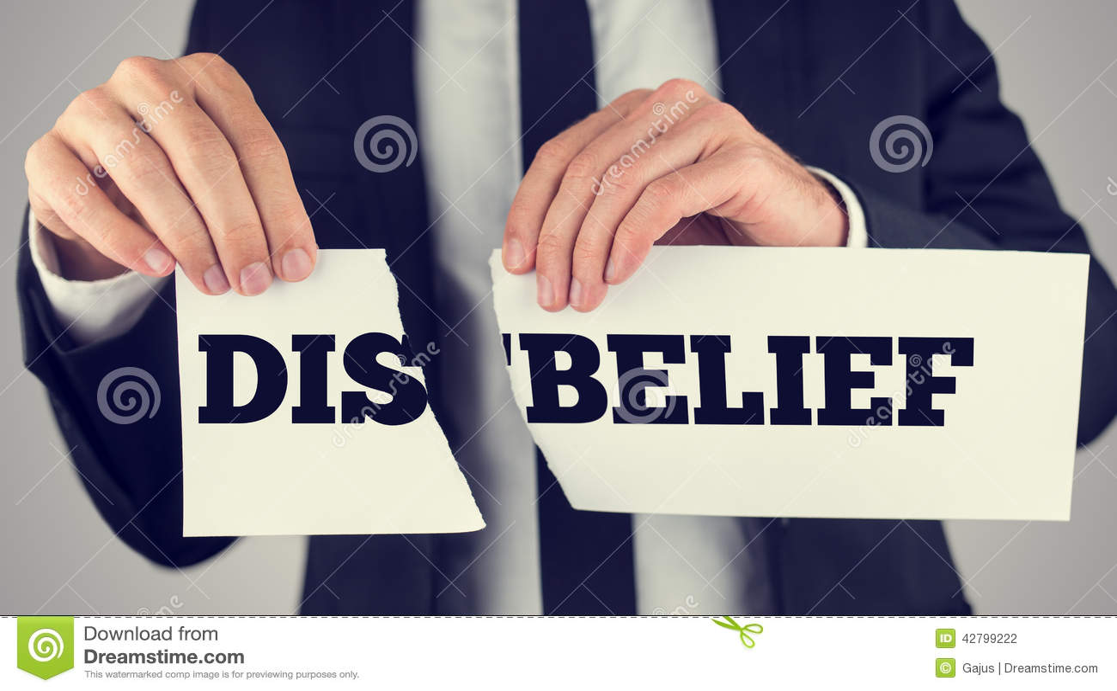 Beliefs vs feelings essay