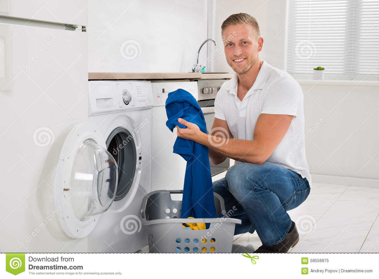 washing machine for clothes