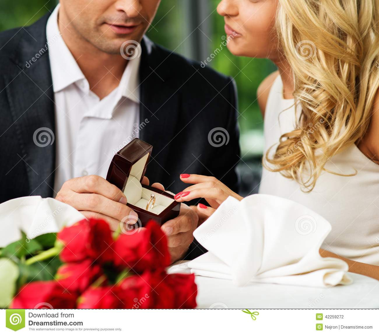 Propose Stock Images