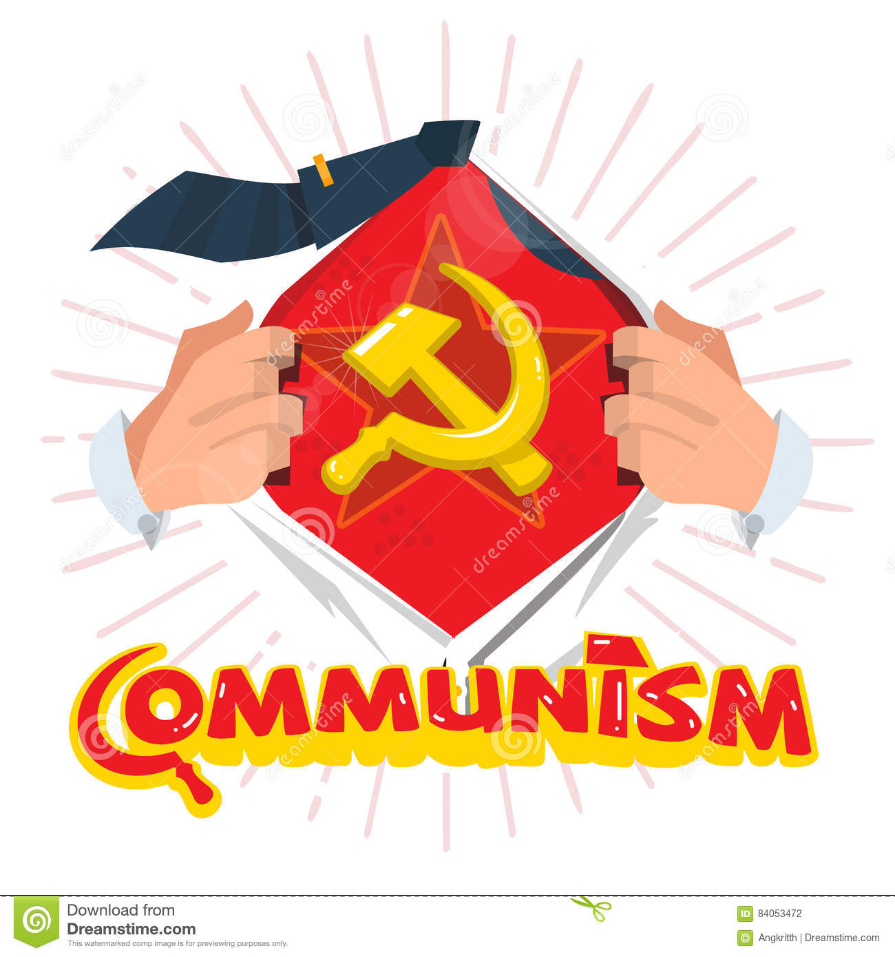 Man open shirt to show socialist symbols with redstar communism man open shirt to show socialist symbols with redstar communism biocorpaavc