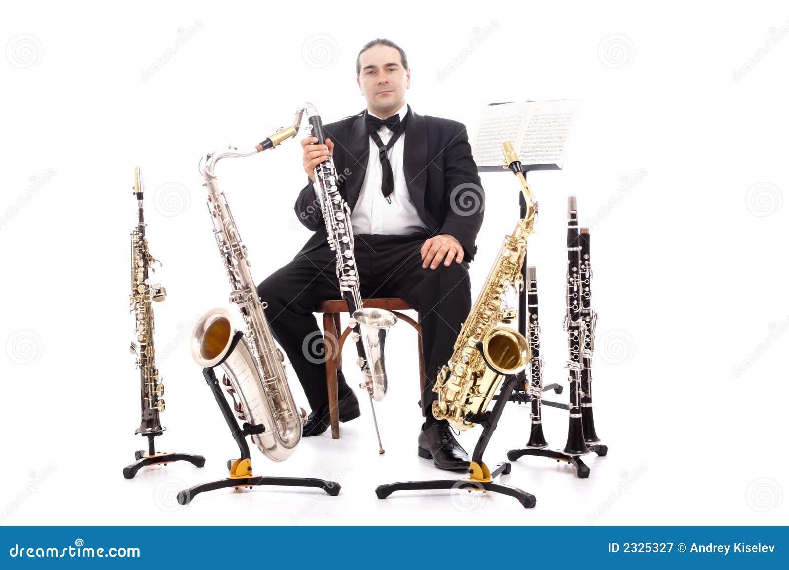 Man orchestra