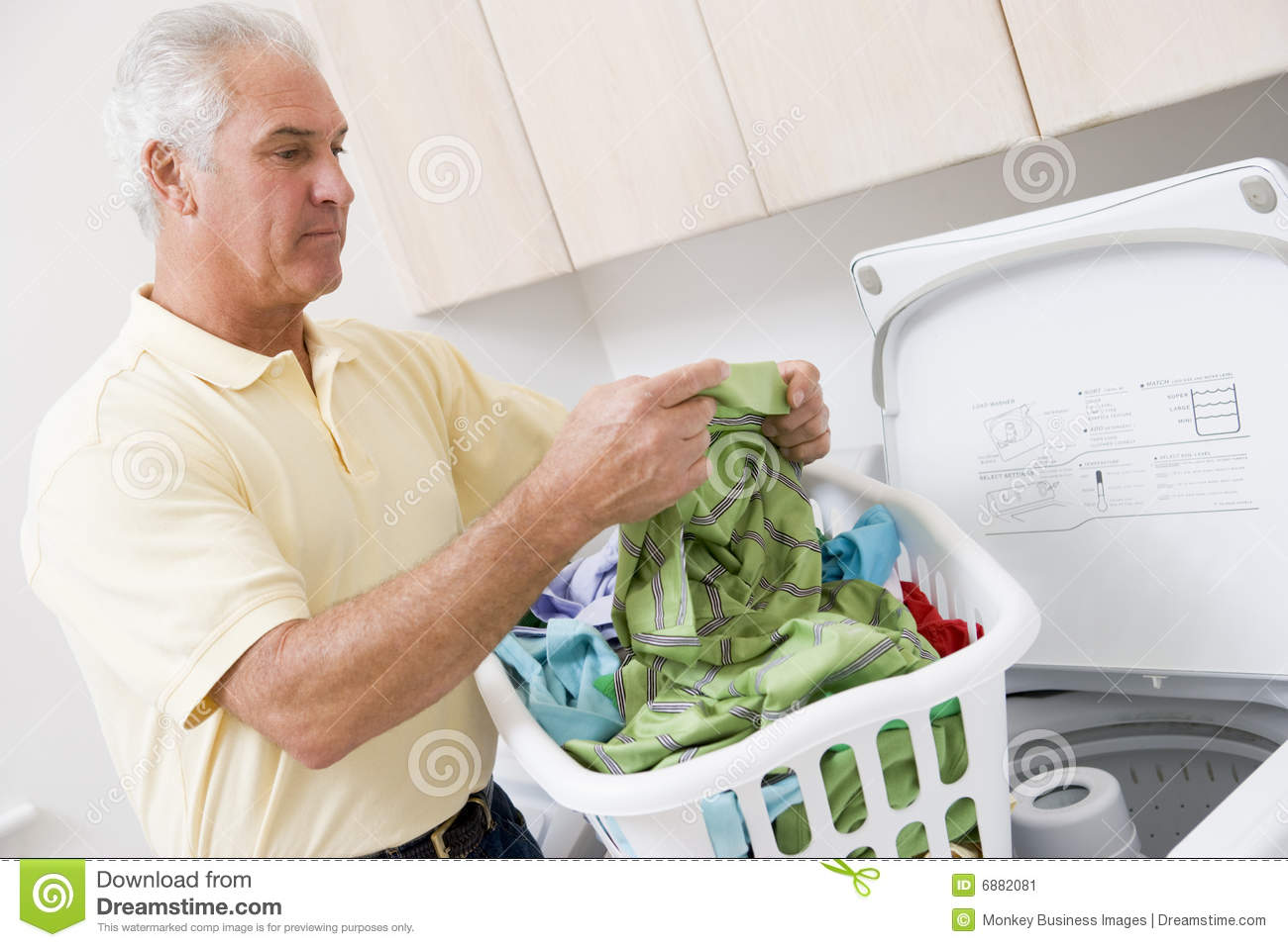 how to read washing instructions