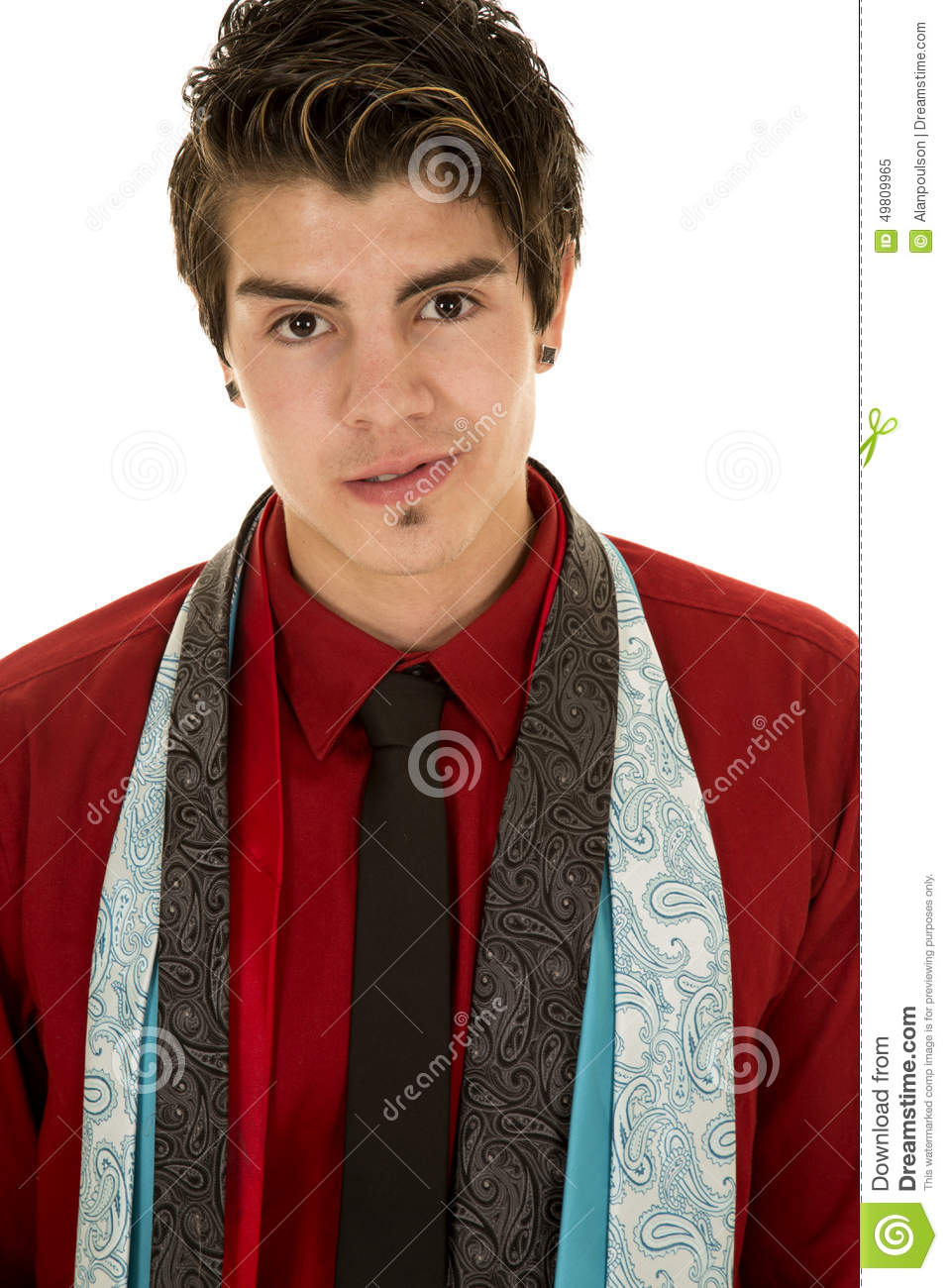 Image result for wearing lots of ties