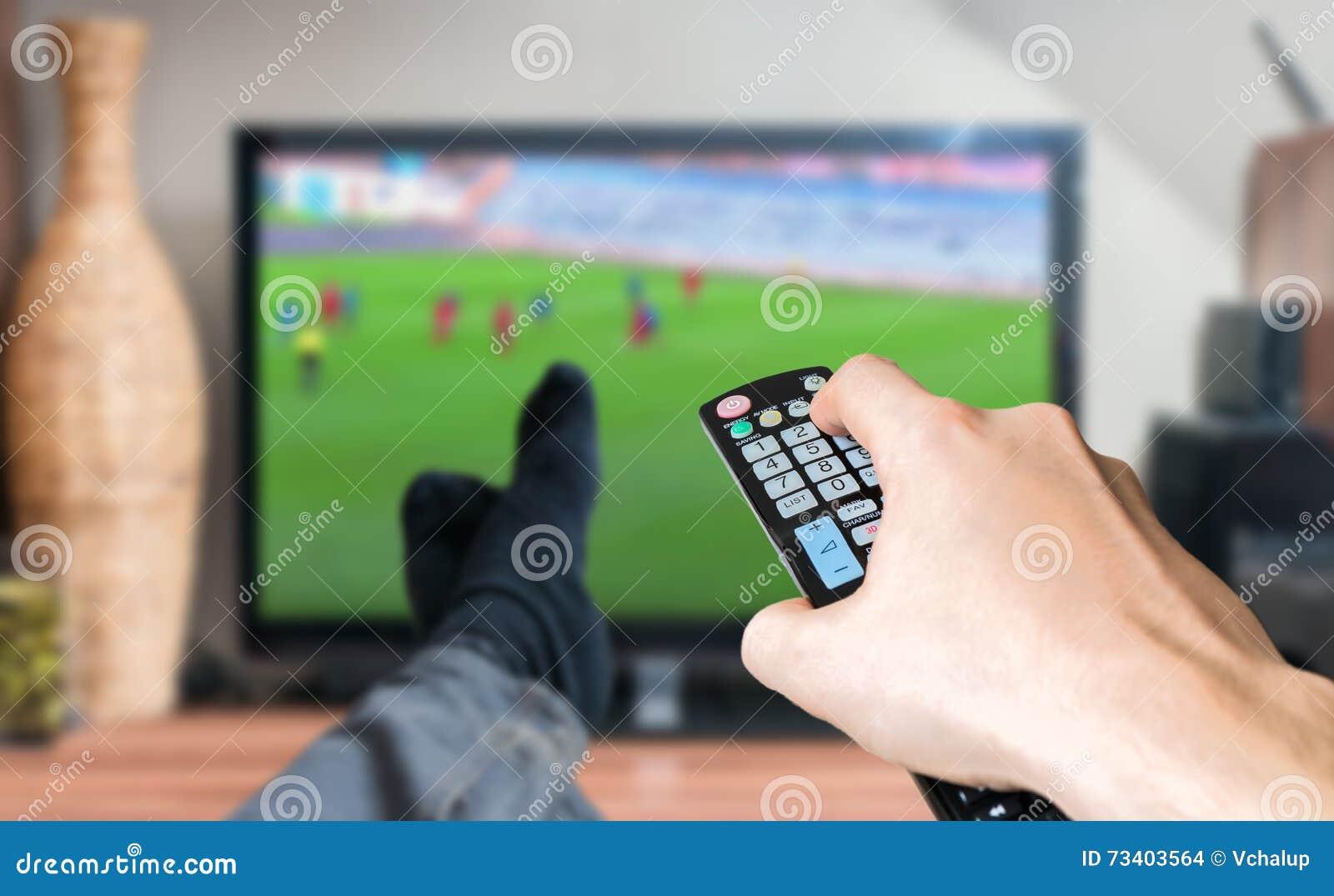 Men football and tv essay