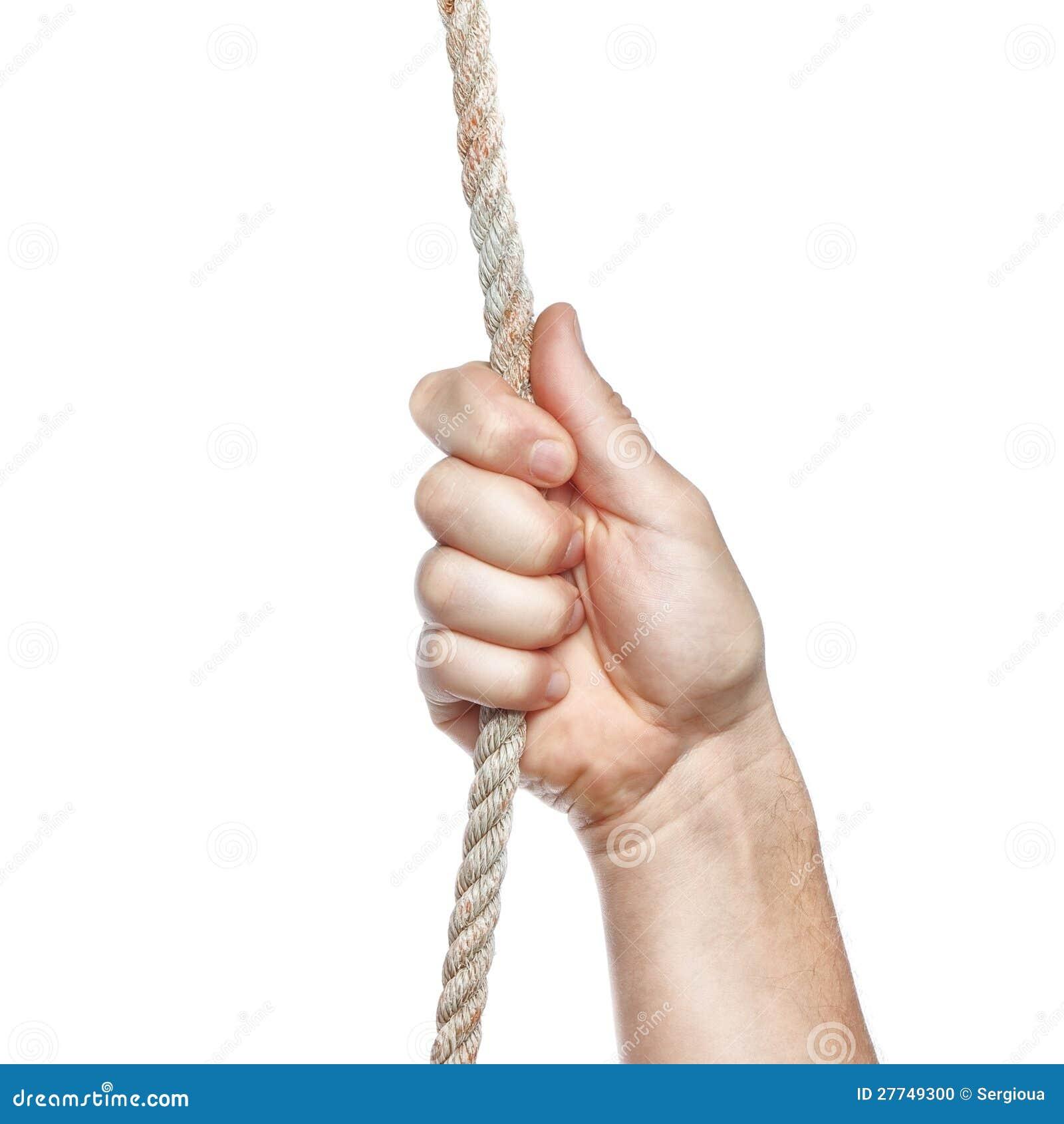 Ты стянула мои руки веревками
